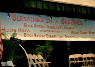 Blessings in a Backpack 2008 001